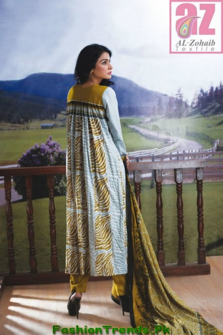 Anum2 Lawn Collection 2013