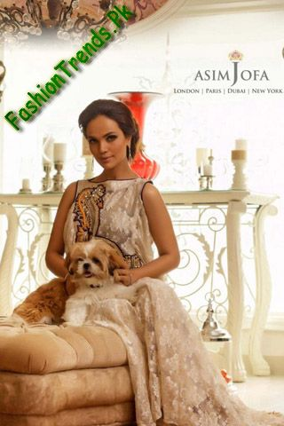 Asim Jofa Party Wear Collection 2013
