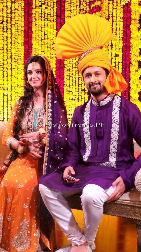 We wish all the best to this couple for happiness and success in life.