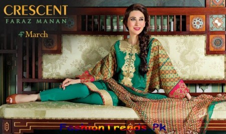 Crescent Lawn Collection 2013