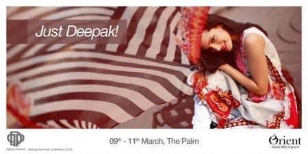 Deepak Perwani Spring Summer Collection 2013