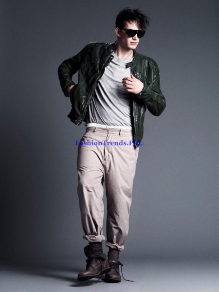 Diesel Spring Summer 2013 Male Collection