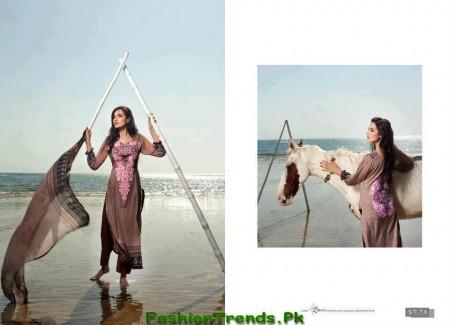 Feminine 2013 by Shariq Textile