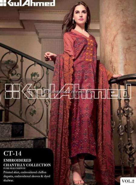 Gul Ahmed Lawn Vol 2 2013