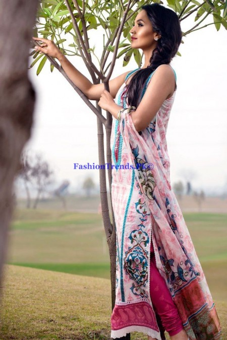 Kamal Spring Lawn Collection 2013