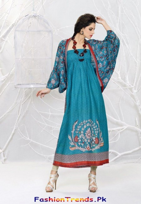 Khaadi Lawn 2013 Turkish Collection