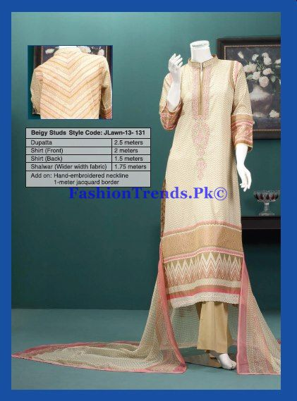 Lawn Prints 2013 Alluring Collection