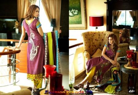 Libas Lawn 2013 by Shariq Textiles