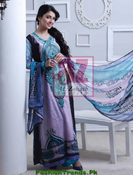 Mahnoor Spring Dresses Collection 2013