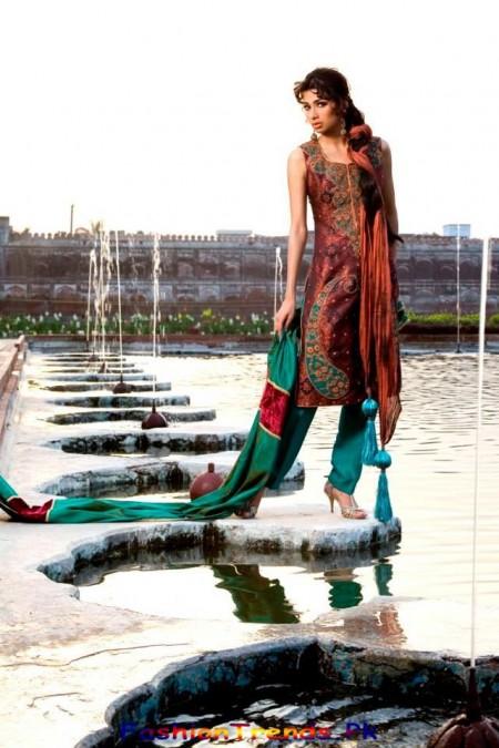 Monica Haute Couture Maharani Dresses 2013