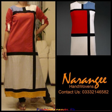 Narangee Summer Collection 2013