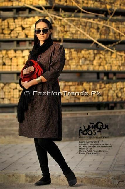 Poosh Spring Women Collection 2013