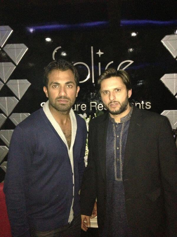 Shahid afridi fashion collection 73