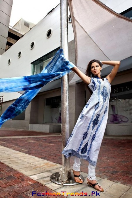 Threads And Motifs Spring Collection 2013