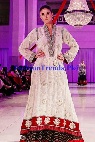 Umar Sayeed Collection at IBFJW 2013