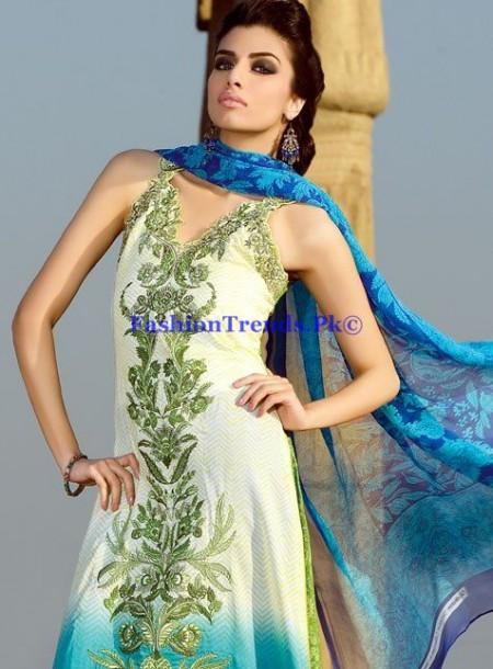 Umar Sayeed Spring Collection 2013 by Al-Karam