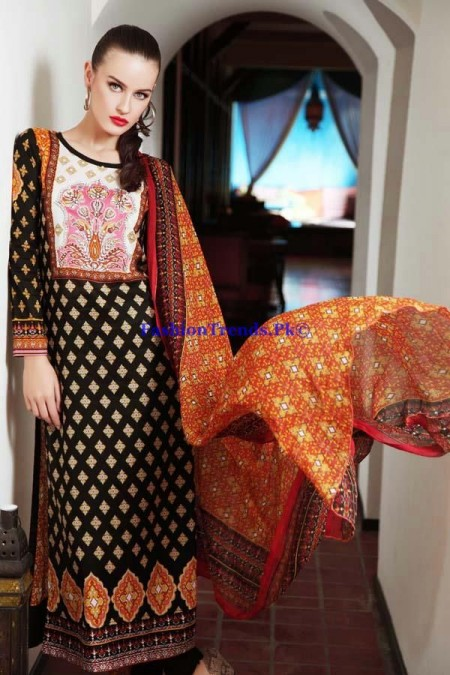 Warda Designer Summer Dresses 2013