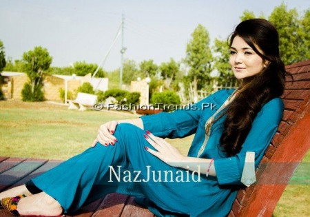 April Collection 2013 by Naz Junaid