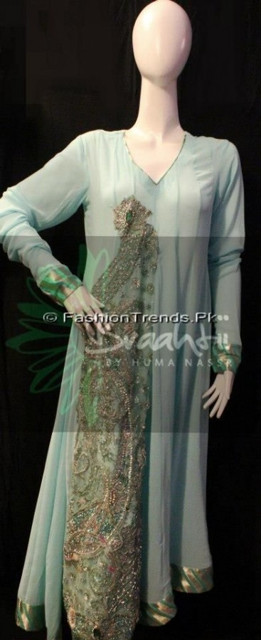 Classic Couture '13 - Braahtii by Huma Nassr