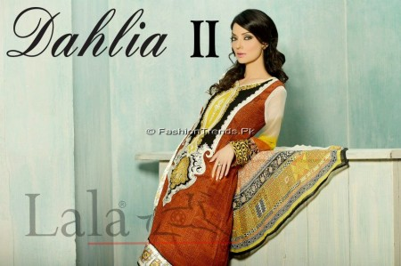 Dahlia Collection 2013 Vol 2 by Lala
