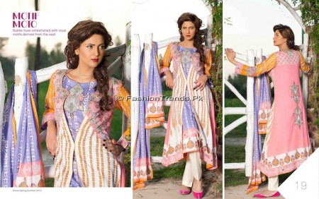 Five Star Lawn Collection 2013