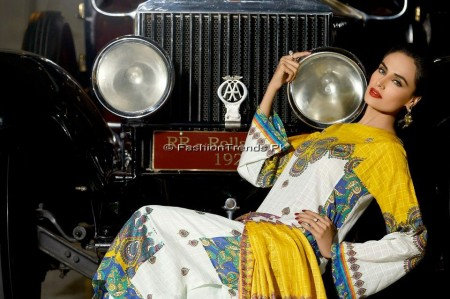 Ittehad Textiles Spring Summer Collection 2013
