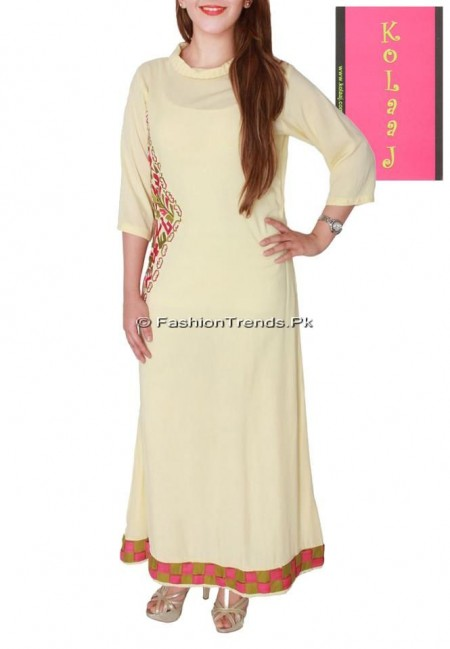 Kolaaj Kurti Collecction 2013