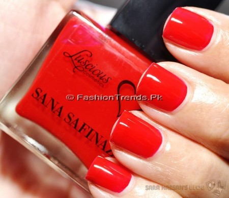Luscious Loves Fashion Nail Colors