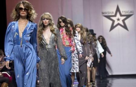Moscow Fashion Week 2013