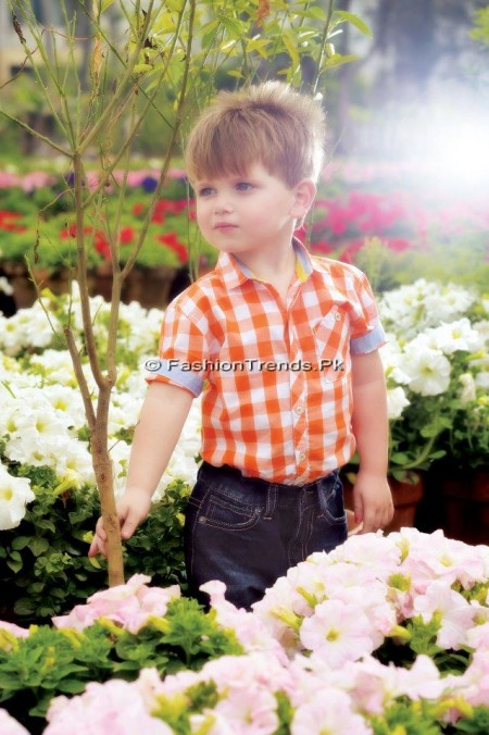 Outfitters Junior Kids Wear Collection 2013