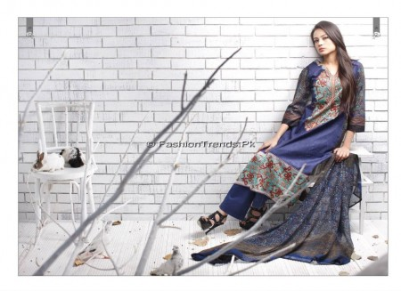 Embroidered Lawn Collection 2013