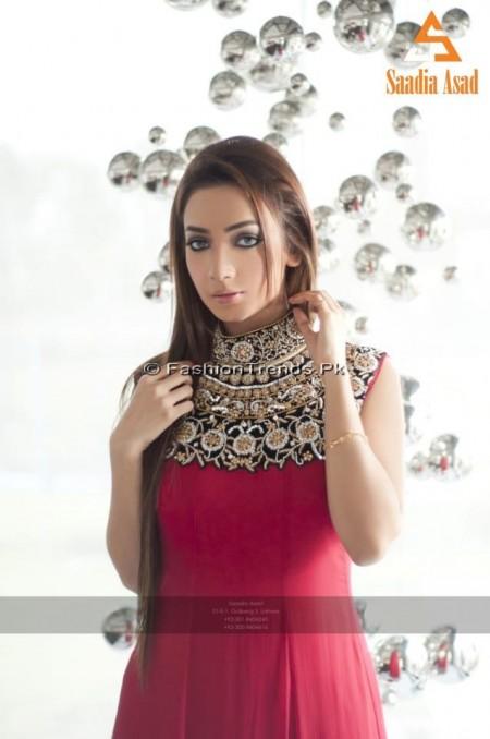Saadia Asad Summer Collection 2013