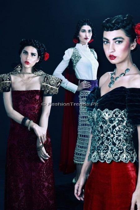 Tabassum Mughal Summer Collection 2013