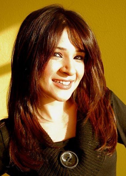 Beautiful Ayesha Omar