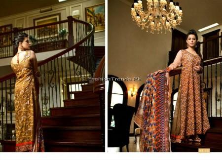 Bella Designer Lawn Collection 2013