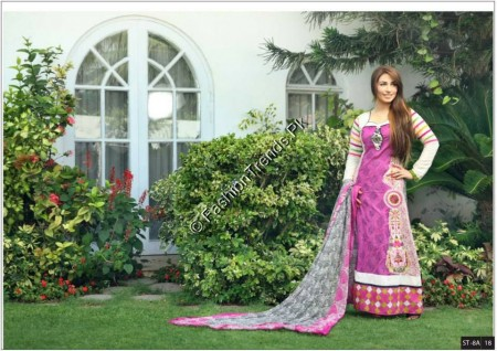 Deeba Premium Lawn Collection 2013