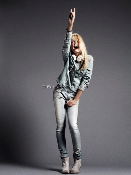 Diesel Spring Summer 2013 Women Collection