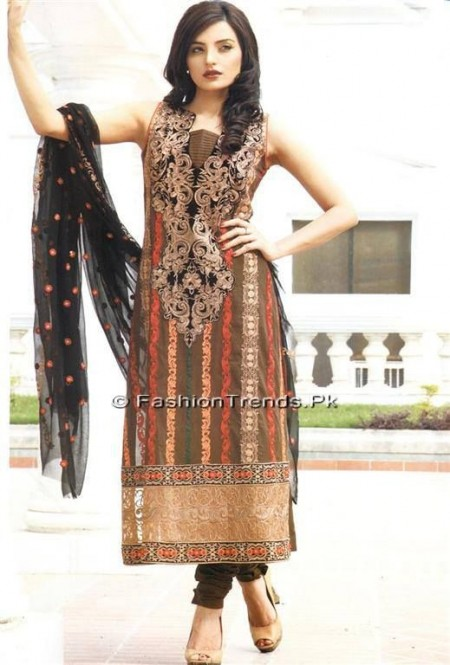 Embroidered Swiss Voile 2013 by Motifz