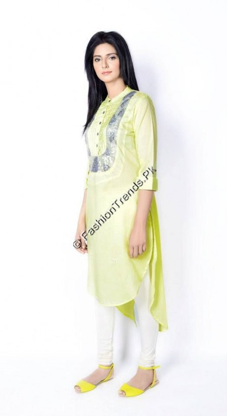 Ethnic by Outfitters Summer Collection 2013
