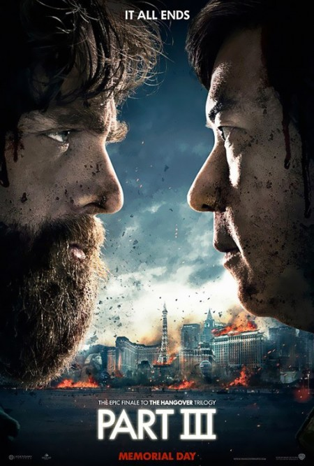 Hangover 3 2013 Movie Poster