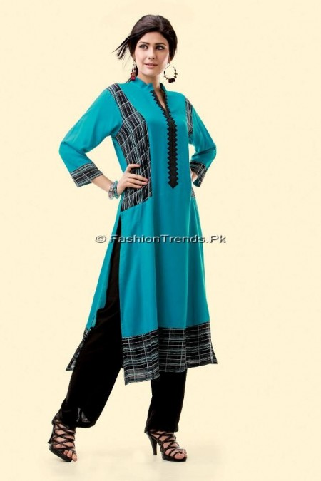 House Of Chenab Casual Wear Collection 2013