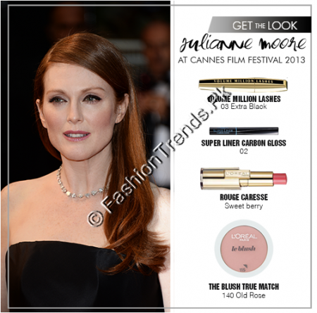 Julianne Moore at Cannes Film Festival 2013