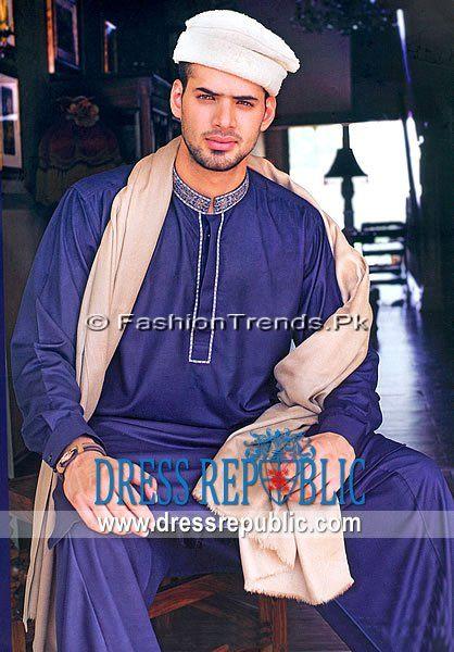 Men's Shalwar Kameez 2013 New Designs