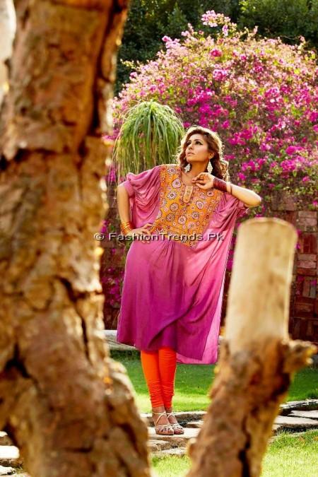 Sarah Gandapur Summer Collection 2013