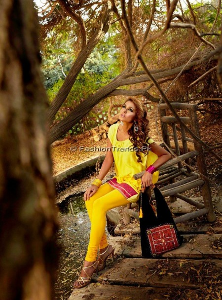 Sarah Gandapur Summer Collection 2013