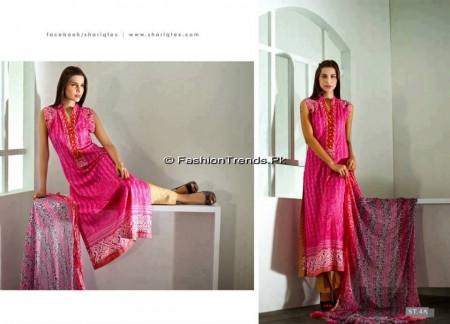 Shariq Textile Feminine Collection 2013