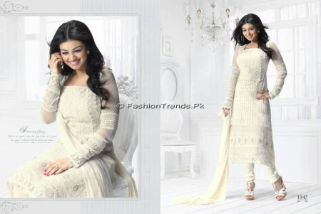 Aashri Creations Party Dresses 2013 (1)