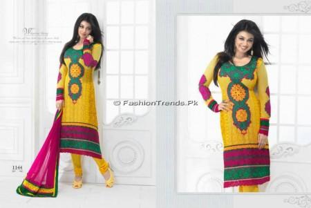 Aashri Creations Party Dresses 2013 (2)