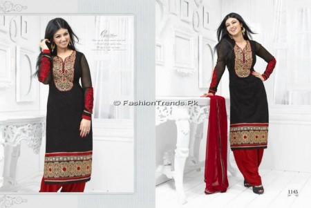 Aashri Creations Party Dresses 2013 (5)