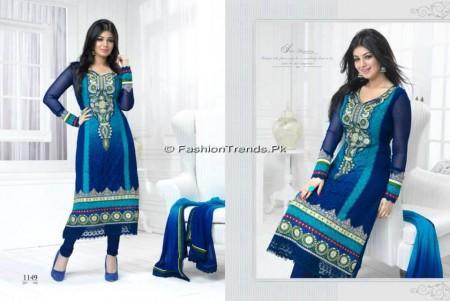 Aashri Creations Party Dresses 2013 (6)